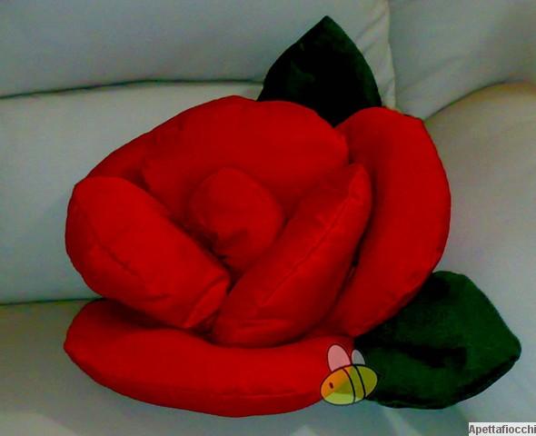 Cuscini decorativi per divano fiore apettafiocchi - Cuscini decorativi letto ...